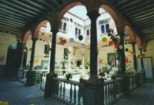 casapalacio delpueblo Pumarejo Sevilla