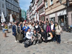 Germany Group in Marburg