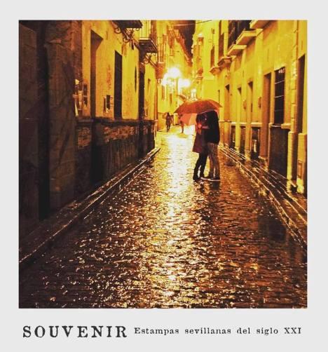 scamardistudio-Piove, finalmemente.Souvenir Siviglia