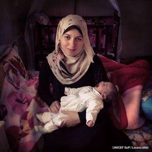 UNICEF Palestina