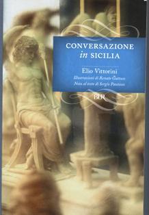 click&read Vittorini Conversazioni in Sicilia-audiolibro Raiplayradio, letto da Tommaso Ragno
