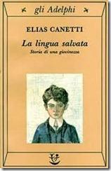 Canetti_la lingua parlata-storia di  una giovinezza