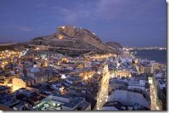 Alicante di notte