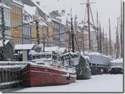 Neve a Copenaghen