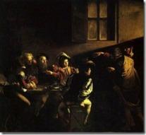 Vocazione di San Matteo-Caravaggio