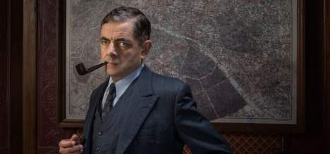 Maigret-Mr Bean
