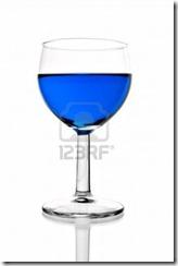 bevanda blu anti sbornia