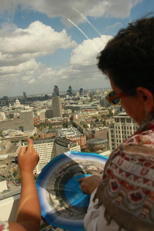 vai dove ti porta il cuore-a Londra