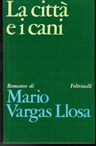 la città e i cani Vargas Llosa