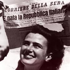 nasce la Repubblica Italiana