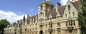 Balliol College_Oxford
