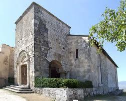 chiesetta di San Pietro Alba Fucens
