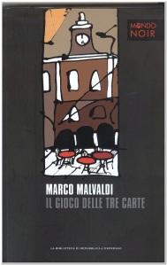 M.Malvaldi-IL GIOCO DELLE TRE CARTE, dalla Sala Congressi al BarLume