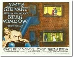 dalla finestra Hitchock
