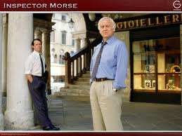 Inspector Morse and Lewis