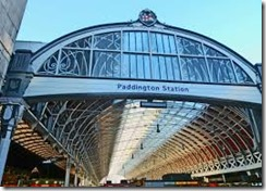 Paddington Station_London