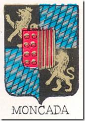 stemma Moncada