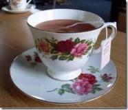 una buona tazza di tè