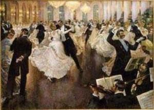 ballo ottocento