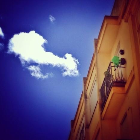 la nuvola Italia