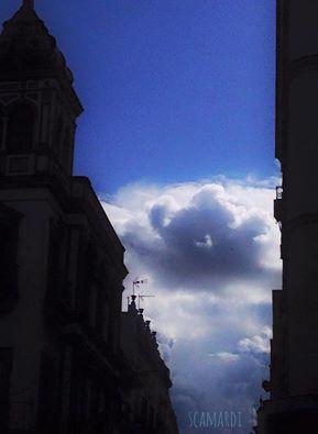 Scamardi_Calle amor de Dios e il cielo è sempre piu blu...