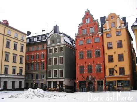 Gamla Stan Stoccolma vecchia
