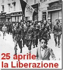 25 aprile la liberazione