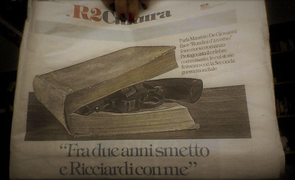 Addio Ricciardi