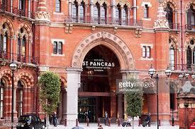 st Pancras Londra