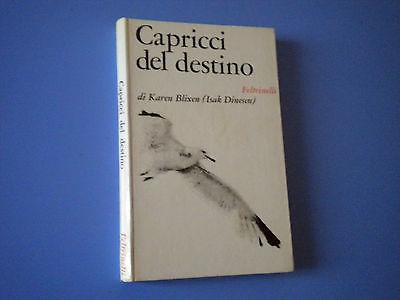 Karen-Blixen-Capricci-Del-Destino-1966-1°