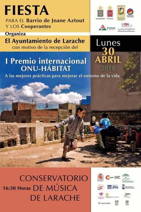 Mostra Aprile 30 Larace-ONU Habitat