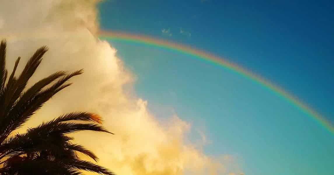 Stefania Scamardi-Alla fine dell'arcobaleno