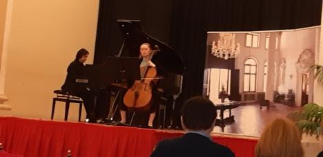 cello concert selvazzano feb2020