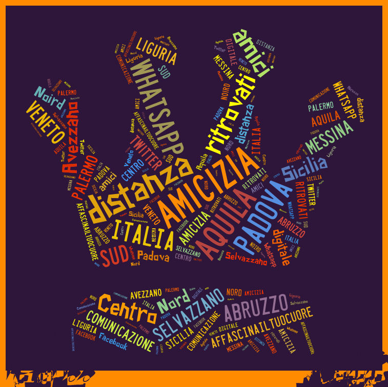 amicizia a distanza-crown tagxedo