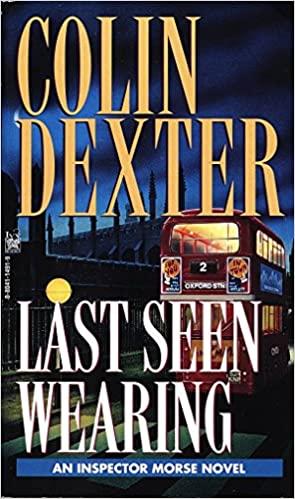 last seen wearing-Dexter