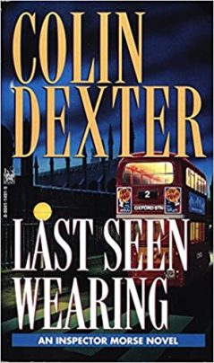 last seen wearing-Dexter