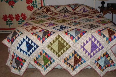 lady of the lake quilt pattern