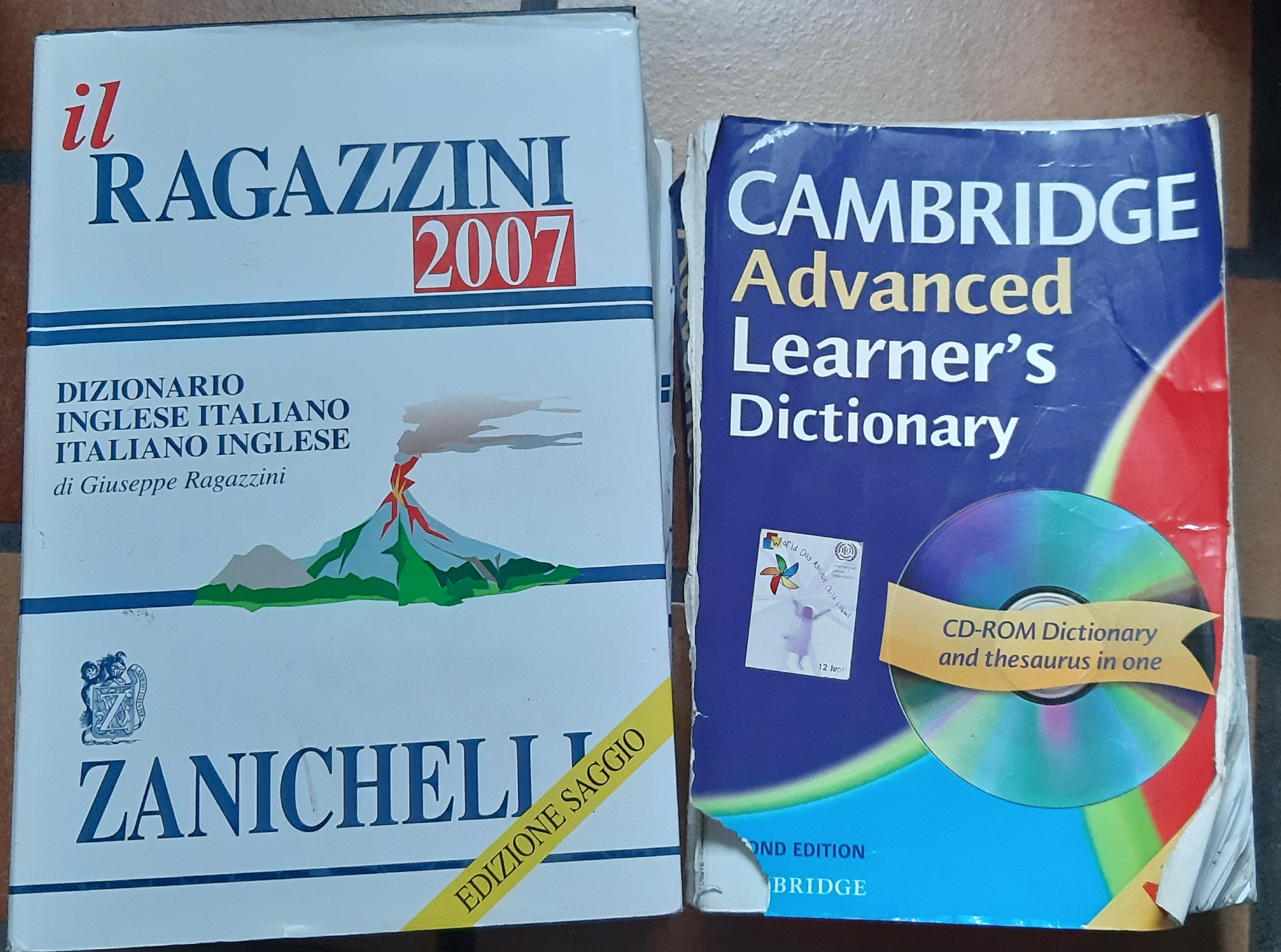dizionari per massini